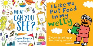 Jason's Books in schools and nurseries