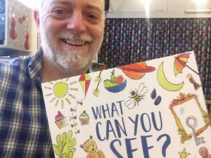 It's World Book Day; What Can You See?